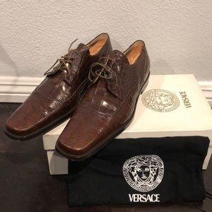 Versace mens shoes.